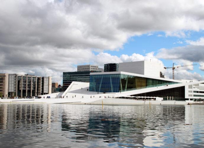 Opernhaus von Oslo
