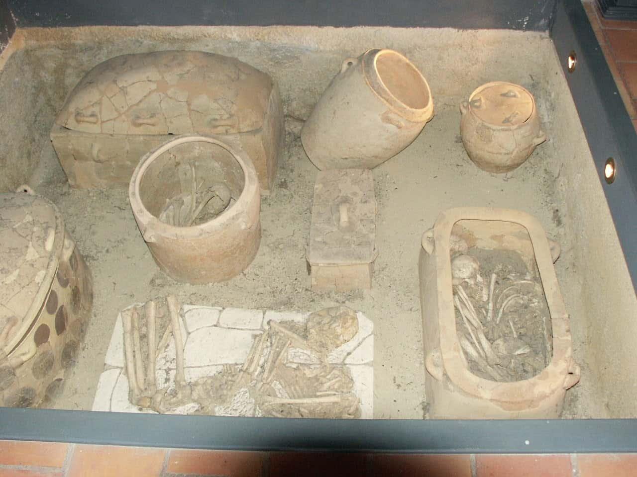 Antike Fündstücke
